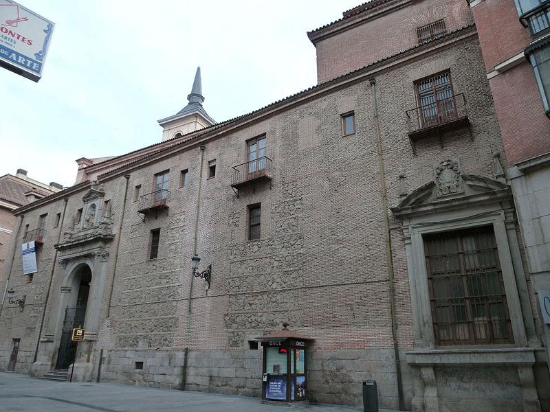 Iglesia de Nuestra Señora del Carmen (Madrid) 03.jpg
