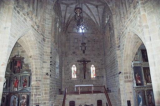 Iglesia de San Salvador, Getaria (Gipuzkoa)