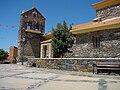 Iglesia y campanario en El Atazar.jpg