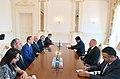 Ilham Aliyev received Italian delegation.jpg