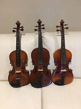 Baroque violin - Image: Img grunwald