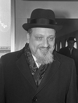 Immanuel Jakobovits, Baron Jakobovits - Jakobovits in 1969