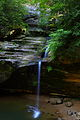 In-Front-Lower-Waterfalls-Old-Mans-Cave-Ohio - West Virginia - ForestWander.jpg