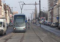 Inauguration de la branche vers Vieux-Condé de la ligne B du tramway de Valenciennes le 13 décembre 2013 (162).JPG