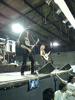 Gli Incantation al Mortal Fest 2008