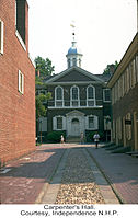 Independence National Historical Park Carpenters Hall.jpg