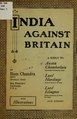 India against Britain- a reply to Austin Chamberlain .. (IA indiaagainstbrit00chan).pdf