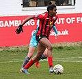 Ini-Abasi Umotong Lewes FC Women 2 London City 3 14 02 2021-435 (50943515263).jpg