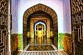 Inner view of Jahangir tomb.jpg