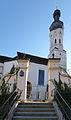 Inning Marktplatz12 Kirche St Johannes Täufer 002 201503 425.JPG
