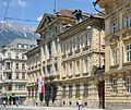 Innsbruck - Altes Landhaus (Tiroler Landtag)2.jpg