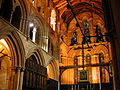 Inside Hexham Abbey, Hexham, United Kingdom.jpg