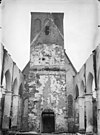 interieur van de kerk na de brand - haastrecht - 20099483 - rce