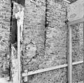 Interieur verdieping muurstijl nissen en dichtgezet venster in de tweede travee (geteld uit het westen) van de zuidgevel. - IJsselstein - 20119814 - RCE.jpg