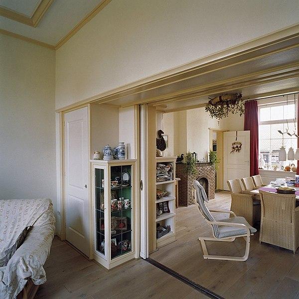 File interieur woongedeelte boerderij kamer en suite for Kamer interieur