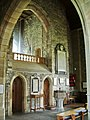Interior, Parish Church of St Leonard, Downham - geograph.org.uk - 538033.jpg