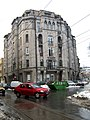 Interwar block of flats in Bucharest, Romania (2203909281).jpg