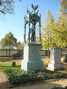 Grabstelle auf dem Invalidenfriedhof, Berlin (Quelle: Wikimedia)
