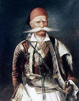 Ioannis Diovouniotis Greek Fighter