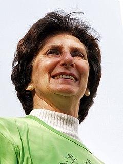 Irena Szewińska Polish sprinter