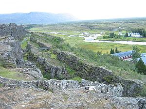 Þingvellir-Nationalpark – Reiseführer auf Wikivoyage on