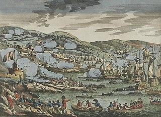 Invasion of Isle de France
