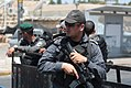 Israeli police officers in Jerusalem on 28 July 2017 pic 1.jpg