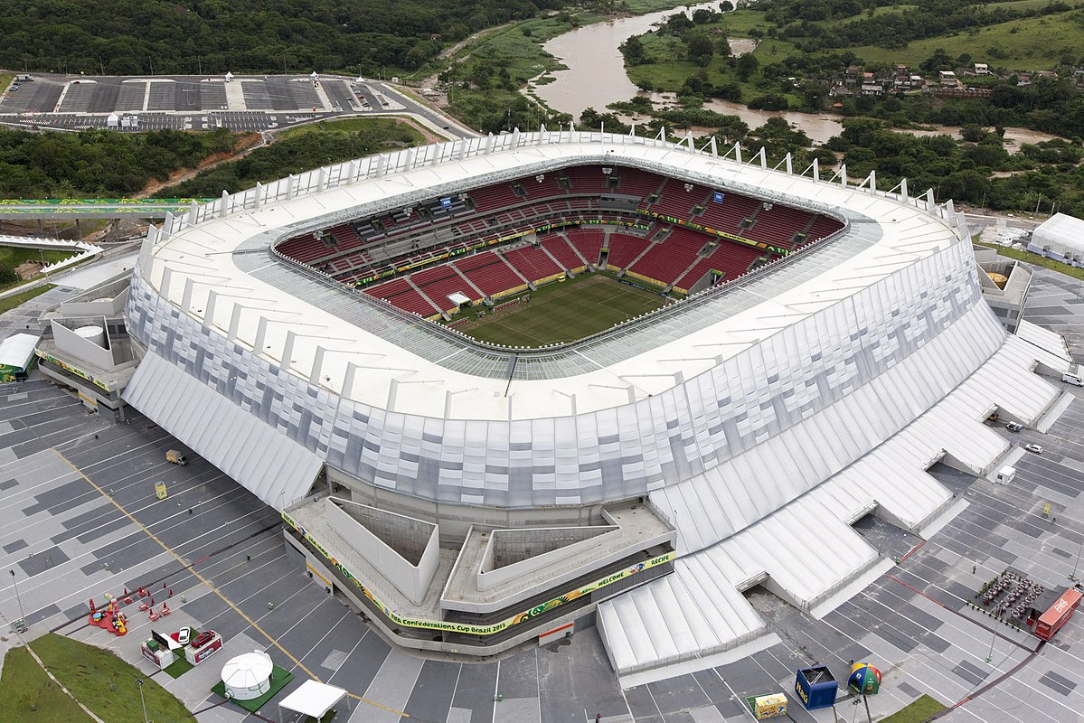 Itaipava arena pernambuco wikipedia for Estadio arena