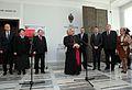 Józef Kowalczyk wystawa Gniezno Senat RP.JPG