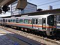 JR West Kiha 122-3 Himeji 20170505.jpg
