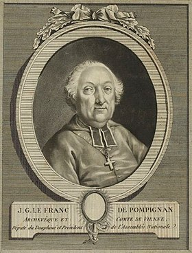 Image illustrative de l'article Jean-Georges Lefranc de Pompignan