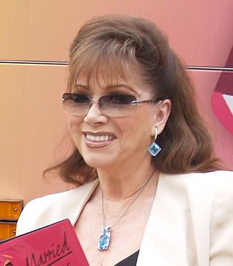 Jackie Collins - Collins in 2008