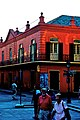 Jackson Square, New Orleans - As I lay there, whistling dixie 08.jpg