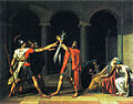 Jacques-Louis David - Oath of the Horatii.jpg