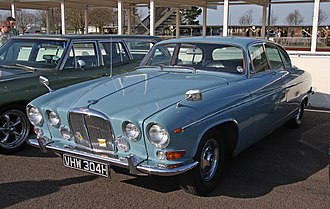 Jaguar Mark X - Jaguar 420G