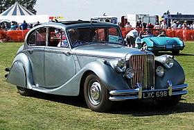 Jaguar Mark V 3485cc November 1950.JPG