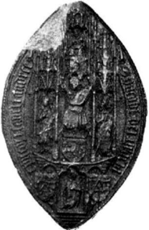 James Kennedy (bishop) - Image: James Kennedy Seal