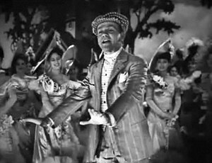 "The Yankee Doodle Boy - James Cagney as George M. Cohan performing ""The Yankee Doodle Boy"" in Yankee Doodle Dandy (1942)"