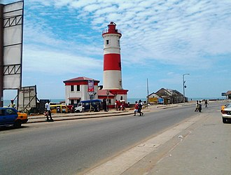 Jamestown/Usshertown, Accra - Image: Jamestown Light House, Accra