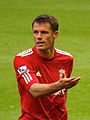 Jamie Carragher Liverpool vs Bolton 2011 (cropped).jpg