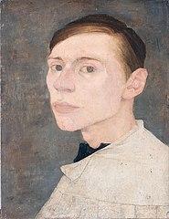 Zelfportret 1909