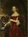 Jan Mijtens - Margaretha van Raephorst (gest. 1690), echtgenote van Cornelis Tromp - 1460 - Amsterdam Museum.jpg