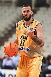 Vlado Janković Serbian-Greek professional basketball player
