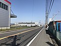 Japan National Route 500 near Chikuzen Town Tachiarai Peace Memorial Museum 2.jpg