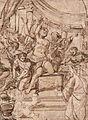 Jean-Guillaume Carlier , Martelaarschap van Sint-Christoffel (collectie Universiteit van Luik).jpg
