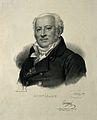 Jean-Nicolas, Baron Corvisart. Lithograph by Bazin le jeune Wellcome V0001305.jpg