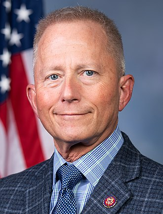 United States congressional delegations from New Jersey - Image: Jeff Van Drew Official Portrait 116th Congress (cropped)