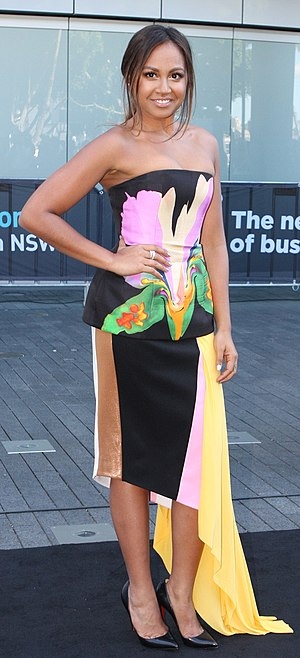 ARIA Music Awards of 2013 - Jessica Mauboy won Best Female Artist.