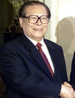 Jiang Zemin Former General Secretary of the Chinese Communist Party