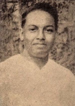 Jibanananda Das - Young Jibanananda Das